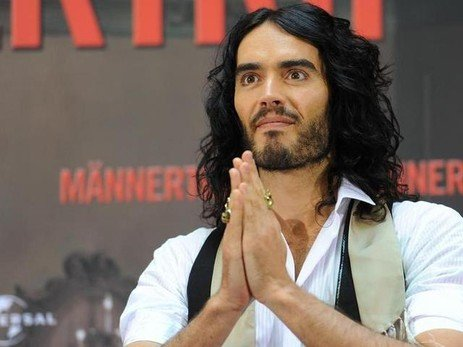 Russell Brand Crusading for Meditation