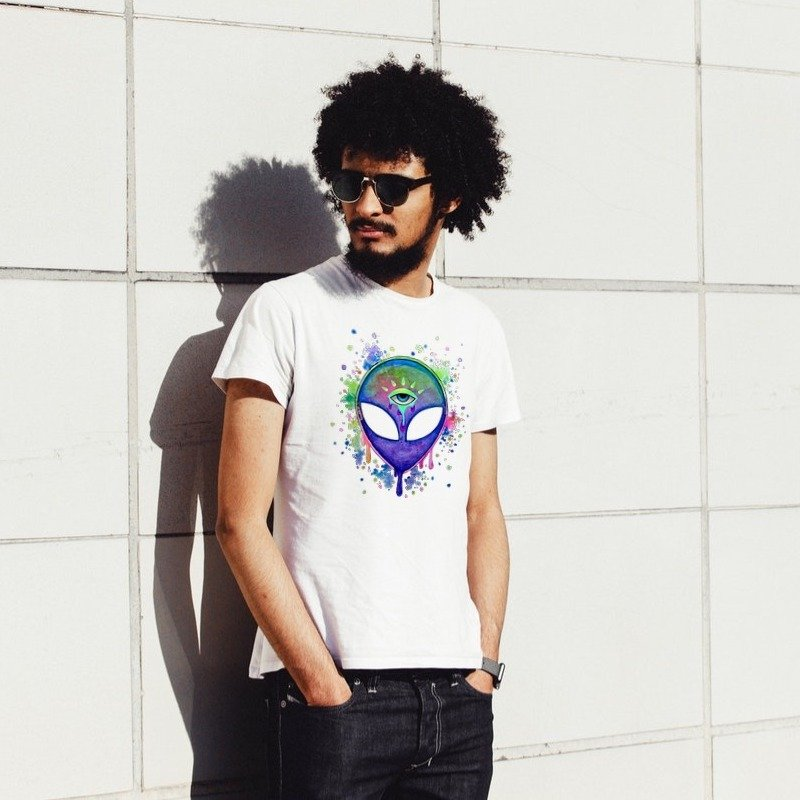 MEDIT-ALIEN Unisex T-Shirt