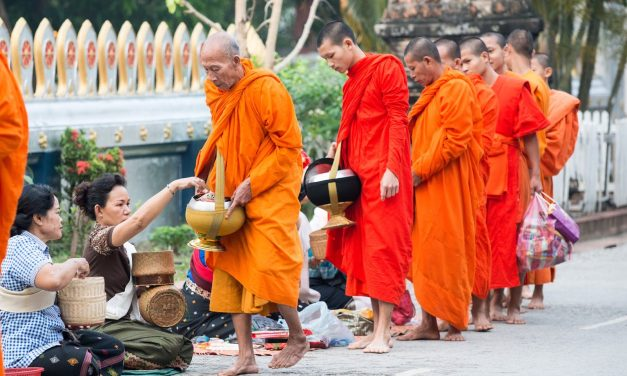 Why Buddhist Monks Are Sick But You Don't Have To Be